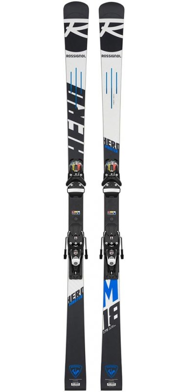 ROSSIGNOL Hero Master R22 + fix Spx 12 Rockerace Black Icon GW