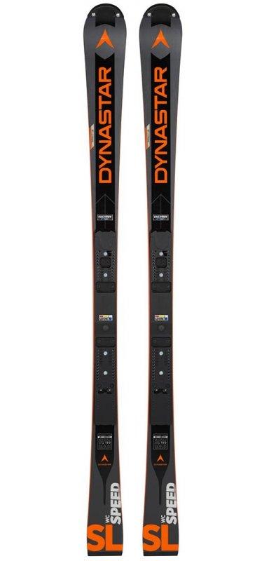 DYNASTAR Speed Wc SL R22 + fix Spx 12 Rkr /Black Icon 2020